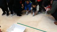 """亲子互动游戏02-儿童玩具 橡皮泥粘土手工DIY制作 青少年宫""""十周年欢乐周""""亲子活动"""