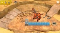 恐龙卡车侏罗纪世界游戏第1期霸王龙