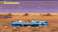 永恒唠游戏: 恐龙快打勇士版麦斯1命速通, 这怪物是群居了么, 多的不像话啊