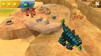 恐龙卡车侏罗纪世界游戏第2期三角龙