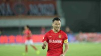2019亚洲杯泰国惜败中国,郜林点射肖智头球建功
