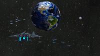 星际战争风暴舰载机动画测试小样,DAZ3D作品
