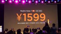 Redmi Note 7 Pro发布 | OPPO ColorOS 6公布