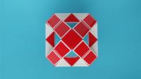 波波教魔尺  48段魔尺教程—立方体