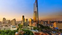 让江苏人自豪的地标,斥资40亿高达89层,高度跻身全国前十