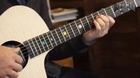 """铁人音乐频道乐器测评-娜塔莎""""太阳系土星""""原声吉他"""