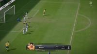 FIFA:边路进攻有多重要,C罗两助攻,范巴斯滕帽子戏法