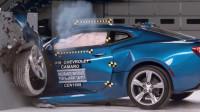 美國汽車撞擊測試