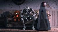 《爱、死亡与机器人》imdb9.1分, 内容很黄很暴力,被誉为19年最强动画
