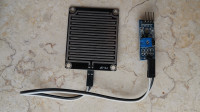 Arduino学习:认识模拟(数字)雨滴传感器