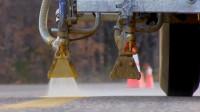 为何划线机能在高速公路上无失误的线条?多年的疑惑终于解开了