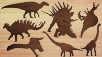 认识埃德蒙顿龙等7种恐龙