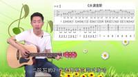 吉他趣味教学:吉他的保养和初识六线谱,老师教得真细致!