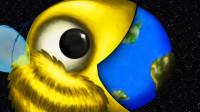 【小熙解说】饥饿的蜜蜂 你信不信一只小蜜蜂可以吃掉整个银河系?