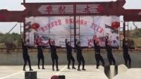 舞出活力舞蹈队 心上的罗加  编舞幸福天天  领队常柳珍  制作潮敏