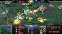 DOTA王者对决324:顶级强队拼细节 PK战GOD