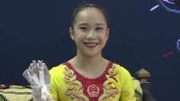 兰星宇吊环摘金 范忆琳获高低杠银牌