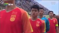 杨立瑜梅开二度 中国国奥大胜老挝