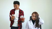 小伙食指骨折医院看病,非要让医生给他包扎10个手指,什么情况