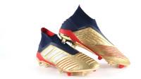 【开箱视频】adidas Predator 19+ 25周年纪念足球鞋