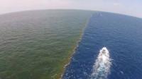 为啥大西洋和太平洋的海水,无法相互融合在一起?今天算长见识了