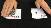 为什么手轻轻一晃,4张牌就能瞬间交换?原来秘密这么简单