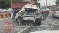 中国交通事故20190323:每天最新的车祸实例,助你提高安全意识