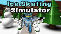 Roblox小泡解说 滑冰模拟器: 花滑小王子来了! 冰上华尔兹真好看!