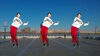 这个广场舞火了《东北汉子》听着过瘾,跳着带劲