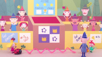 班班和莉莉的小王国:跳跃比赛开始了,瓢虫小东会获得比赛的冠军吗
