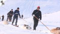 """毛皮滑雪板:来自阿尔泰山区的""""私人订制"""""""