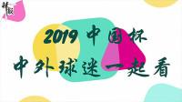 2019中国杯:中外球迷一起看