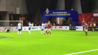 传奇杯中国队52秒破门 1-0领先意大利队