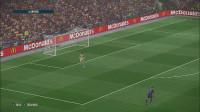 实况足球:开局一分钟就丢掉了一颗球,这球技也是无语