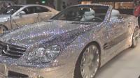 沙特王子和迪拜王子豪车对比,一个镶钻一个镀银,令人大开眼界