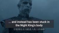 为什么说布兰就是夜王?《权力的游戏》第八季
