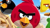 《愤怒的小鸟2》01开启追蛋之路 解锁飞镖黄小鸟