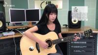 陈金吉他教学 第二十二课 李健《贝加尔湖畔》 和弦讲解 大横按技巧应用