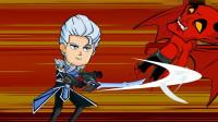 搞笑王者动画:凯皇想要逆风翻盘,结果被敌手5人围殴,太欺负人了!
