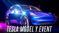 特斯拉 Model Y 发布会:3分钟汇总