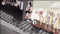 火车燃料耗尽,为了生存,人们放弃了羞耻心2