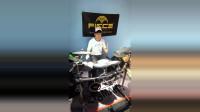 入门架子鼓教学演奏视频,喜欢的架子鼓的一起玩转架子鼓等你加入