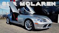 为什么50万美金的奔驰SLR迈凯伦才是终极Dream Car