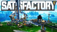 ★满意工厂★Satisfactory《籽岷的新游戏体验 外星生存采矿工业》