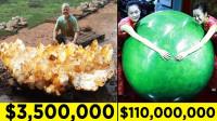 世界上最奢华的皇冠,竟然是用这种石头做的?价值上千亿!