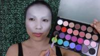 国外女子奇葩美妆秀:化妆打扮成的怪物风格你喜欢吗?