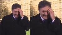 英航飞往德国客机误降爱丁堡 记者播报时憋不住一直笑