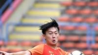 奥预赛-马来西亚国奥2-2中国国奥 蒋圣龙关键助球队扳平比分