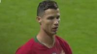 欧预赛:C罗伤退迪亚洛世界波  葡萄牙1比1塞尔维亚遭两连平