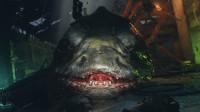 【逍遥小枫】幽暗地下室,惊悚变异大鳄鱼 | 地铁逃离 #6